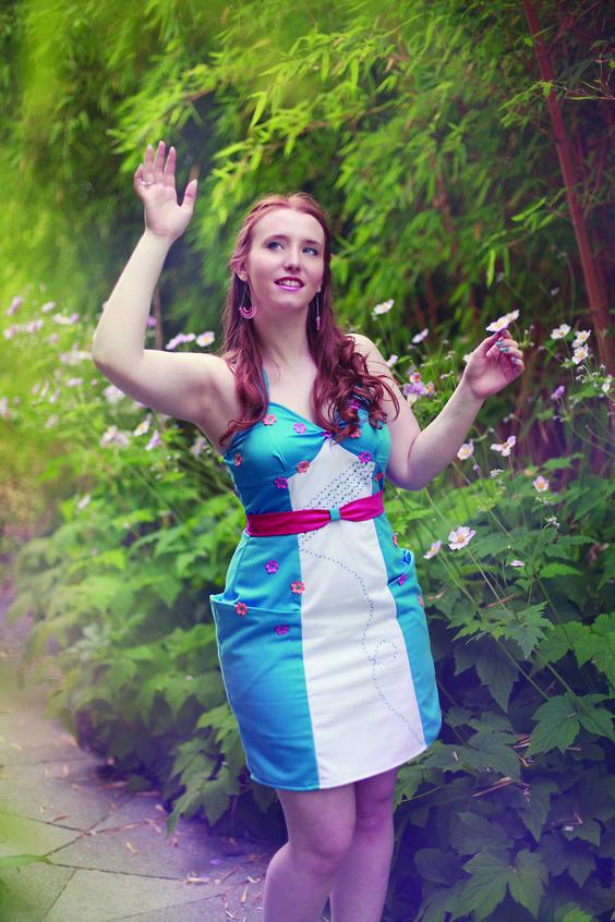 Robe moderne inspirée de la princesse Giselle : Robe par kotka-utopia