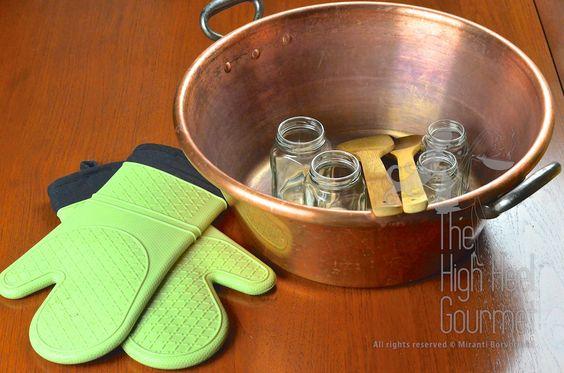 Basic Jam Making for Beginner - NO Pectin by The High Heel Gourmet 20