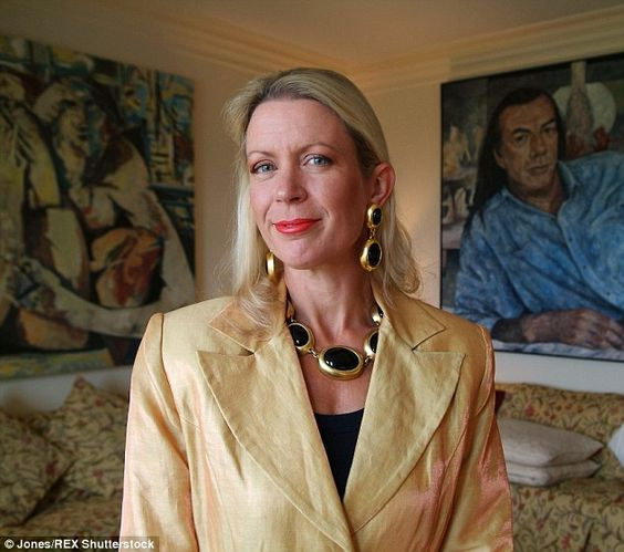 Frieda Hughes, daughter of Sylvia Plath and Ted Hughes, has given her first TV interview t...