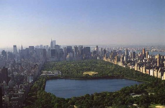 Central Park and Central Park West