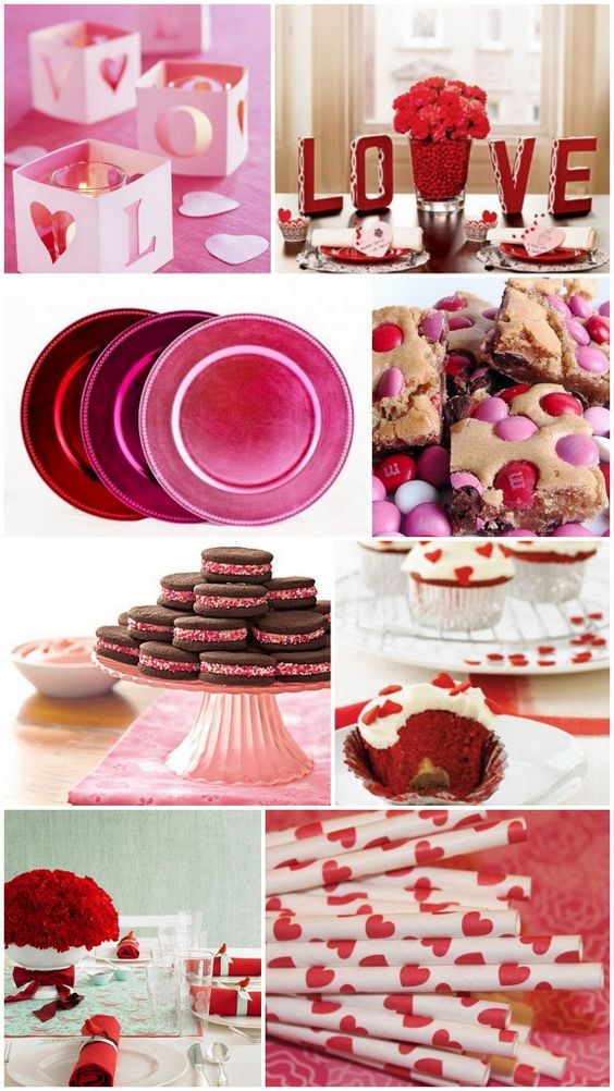 Valentine S Day Table Ideas For A Romantic Dinner