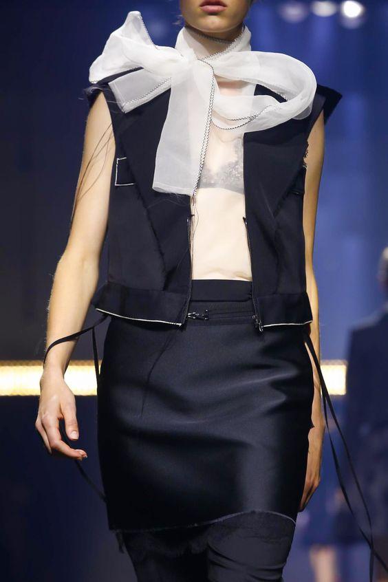 Lanvin Ready To Wear Spring Summer 2016 Paris - NOWFASHION