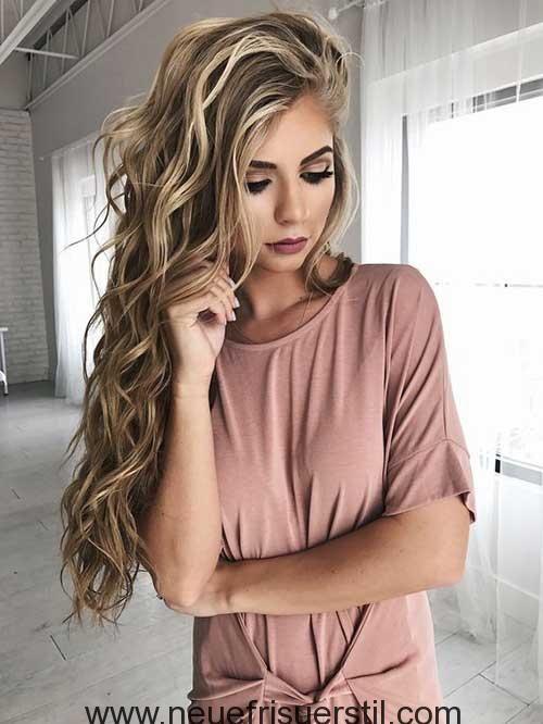 Frisuren Gewellte Lange Frisuren Die Frauen Lieben Neue