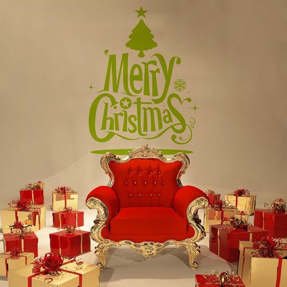 Estas navidades os traemos unas geniales ideas para poder for Paredes originales