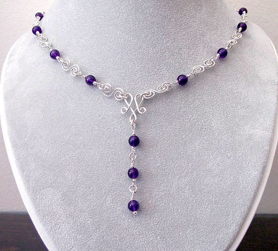 Image result for gemstones necklaces