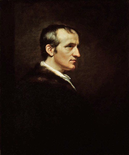 William Godwin 1802 James Northcote