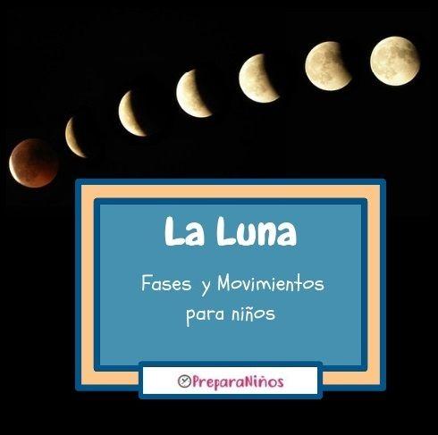 Pin En Fases De La Luna