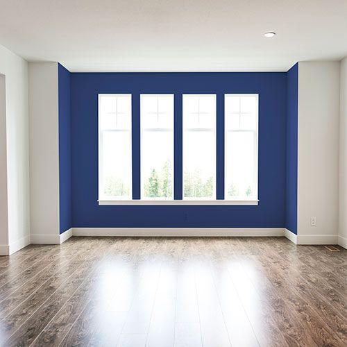 Tempaint Peel And Stick Removable Paint All Colors Blue Accent Walls Cobalt Blue Bedrooms Purple Bedroom Decor