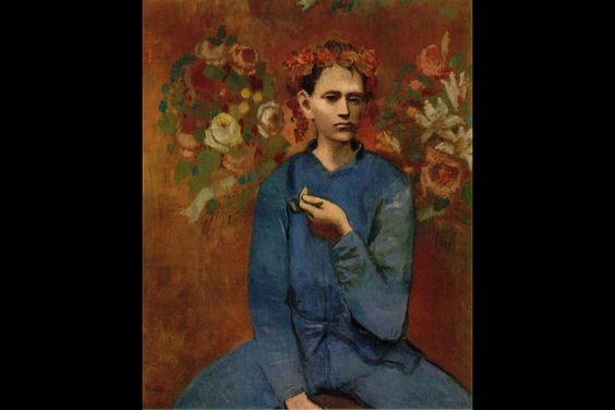 GARÇON  A LA PIPE (1905) PABLO PICASSO. 104,2 MILLONES DE D´OLARES.