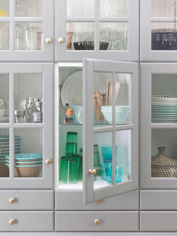 metod k k med bodbyn luckor och l dfronter k k pinterest grey cabinets cabinets and. Black Bedroom Furniture Sets. Home Design Ideas