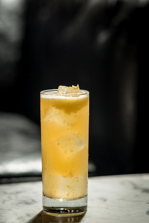 Garam masala-infused agave, lime, ginger. Greg Seider's Favorite Cocktails | Travel + Leisure