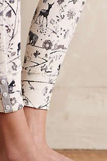 Anthropologie - Thermal Leggings