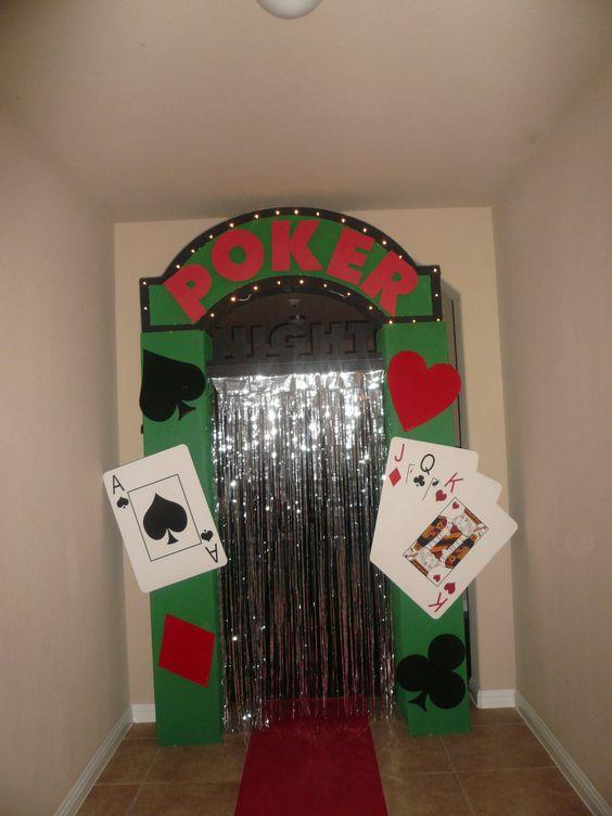 30th Birthday Poker party-by Nikki