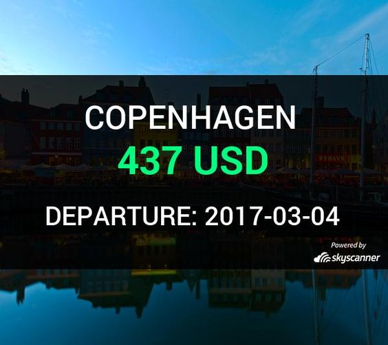 Flight from Phoenix to Copenhagen by Icelandair #travel #ticket #flight #deals   BOOK NOW >>>