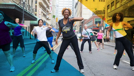 Open Streets Pittsburgh, May 31, June 28, July 26, 2015