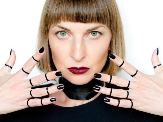 Nail Artist Maria Vlezko shares her best tips for spring nail art || Honey MSN