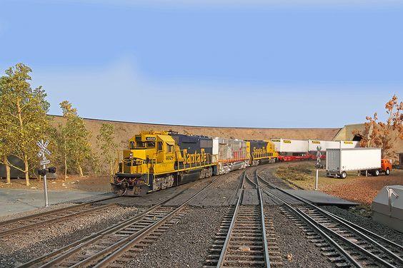 ATSF 4028 Belen. NM