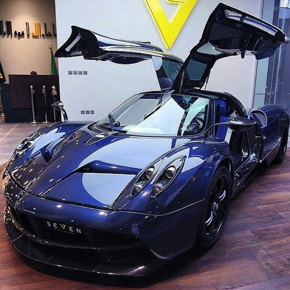 #pagani #huayra Is The 4th Most Expensive New Car For Sale