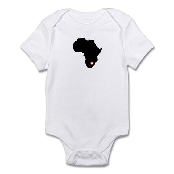 Show the world your baby is pro-peace in Zimbabwe!
