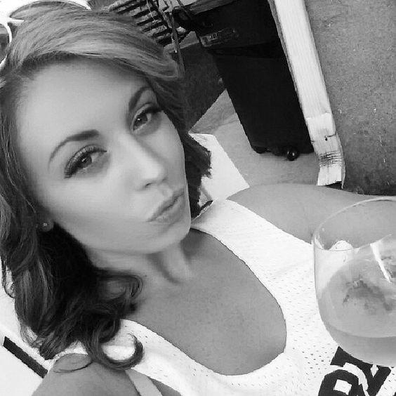 Black n white hides Sun burn well ! #drinks bbq #blonde #lbi #bacardi #xo - http://iheartlbi.com/black-n-white-hides-sun-burn-well-drinks-bbq-blonde-lbi-bacardi-xo/