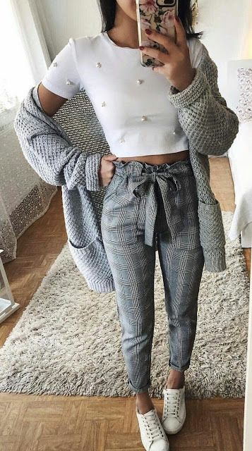 Spring casual outfits - women outfits