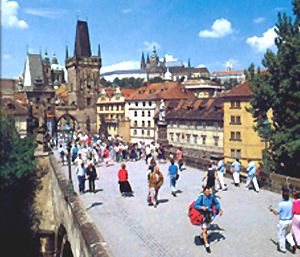 Visit  Prague on an Escorted Tour