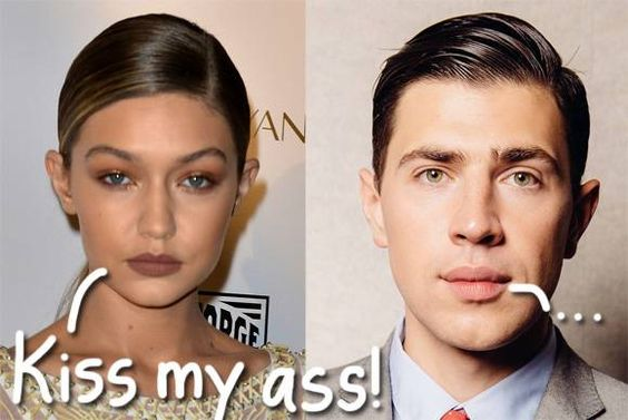 Gigi Hadid's attacker explains why he did it.