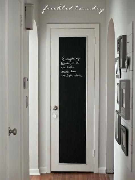 Bedroom Door Decorations Chalkboard Door Bedroom Door