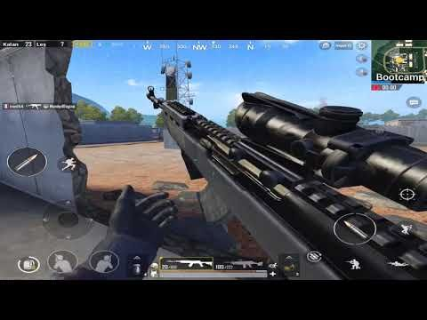 Pubg Mobile First Solo Gameplay Fpp 16 Ios Gameplay Maps Sanhok