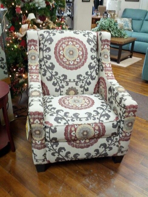 Ashley furniture accent chair. J&HC want this.