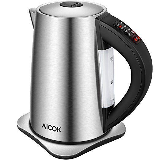 AicokAicok Electric Kettle Temperature