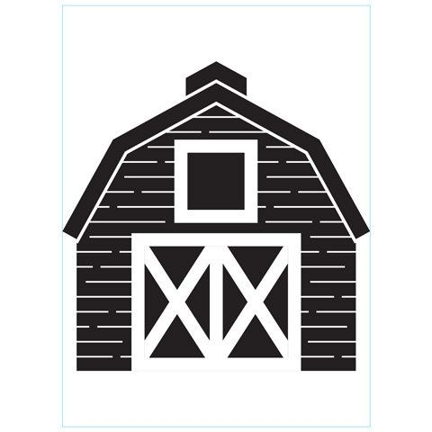 New - Darice® Embossing Folder - Barn - 4.25 x 5.75 inches, scrapbooking, card making, greeting cards, invitations and more #embossing #DariceEmbossing #HandmadeCards #dies #EmbossingFolder #CardMaking #emboss #stamping #ScrapbookSupplies #scrapbooking