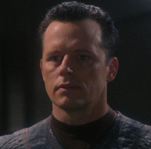 MACO Major J. Hayes; played by Steven Culp