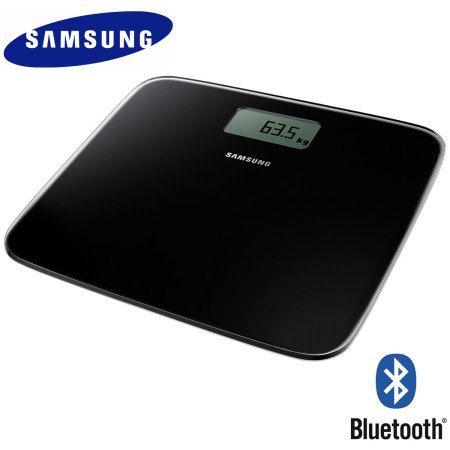 Das gewicht messen, verfolgen und optimieren - dafür ist die Samsung Galaxy S4 Körperwaage perfekt! Nutzen Sie diese inteligente Waage mit der Samsung S-Health-App!  http://www.mobilefun.de/38708-galaxy-s4-koerperwaage-ei-hs10nnwegww.htm?referer=PI