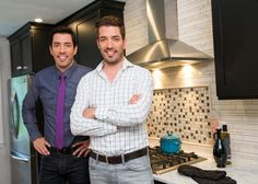 When it comes to remodeling, Jonathan and Drew Scott have seen it all. We've rounded up some of our top remodeling lessons from the Scott brothers. >> http://www.hgtv.com/design-blog/shows/10-remodeling-lessons-we-learned-from-the-property-brothers?soc=pinterest