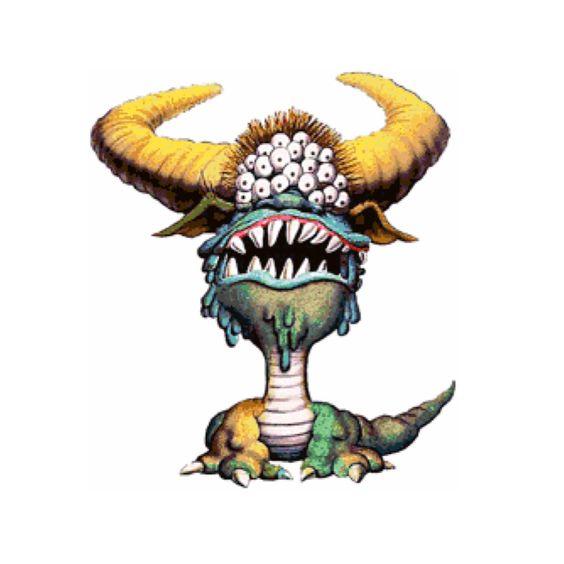 Monty Python's Black Beast of Arrrggghhh Cross Stitch Pattern by jennrbeeStitches on Etsy https://www.etsy.com/ca/listing/266348344/monty-pythons-black-beast-of-arrrggghhh