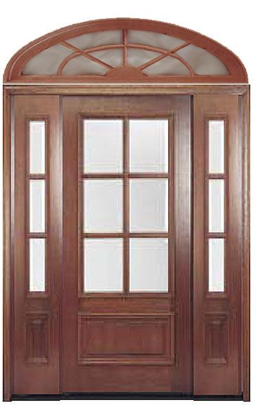 Astonishing Exterior French Doors With Sidelights And Transom Change Glass Largest Home Design Picture Inspirations Pitcheantrous