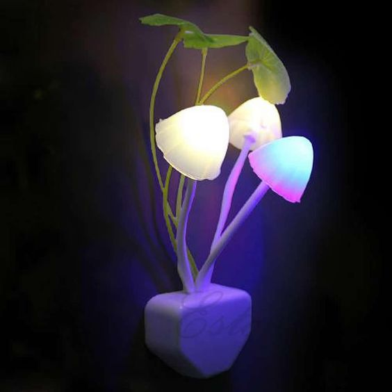 \Mushroom LED Nightlight lamp