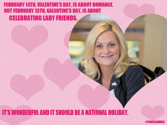 Image result for galentine's day