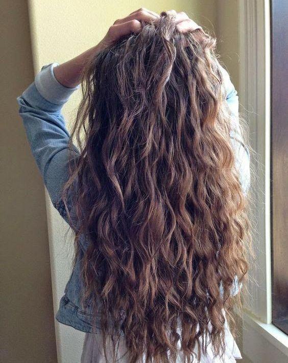 25++ Long wavy hair inspirations