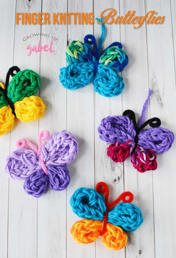 Inspirational Knitting Projects DIY
