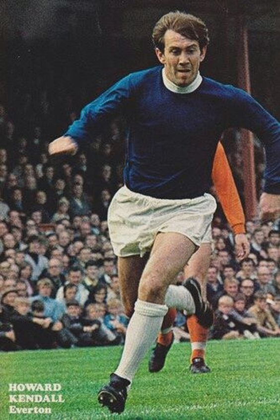 Howard Kendall, Everton Football Clu