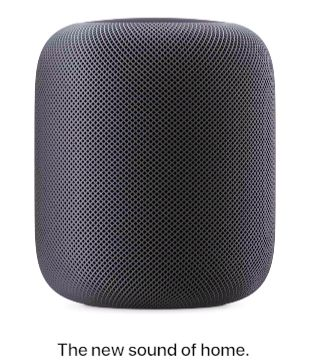 homepod by Apple