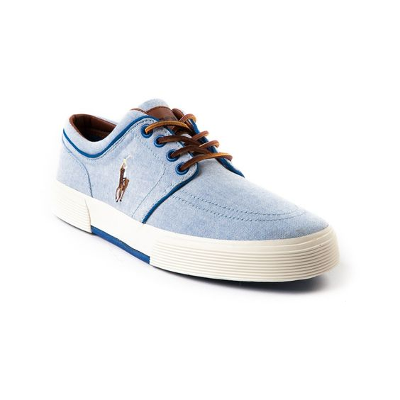 Mens Faxon Low Casual Shoe by Polo Ralph Lauren