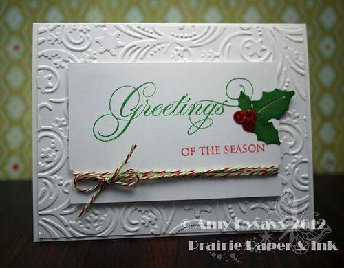 Christmas Card 2 by AmyR