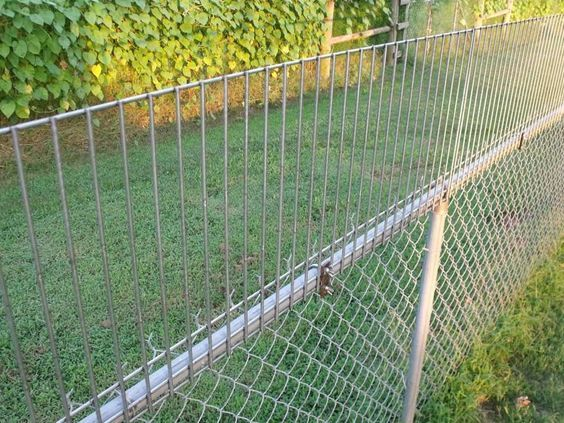 2/' x 100/' Deer Poly Extension Kit For Existing Fence Wood PVC Chain Link