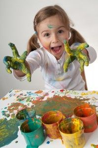 Awesome tips on removing stains from kids clothing!