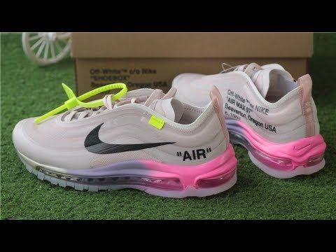 Best Quality Off White X Nike Air Max 97 Serena Queen Nike Air Max White