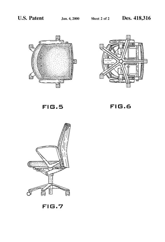 Desk Chair Plan Dimensions Office Chair In Plan Drafting
