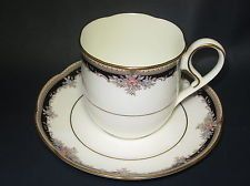 Noritake Palais Royal 9773 Cup and Saucer by AlmostHeavenGifts, $38.00